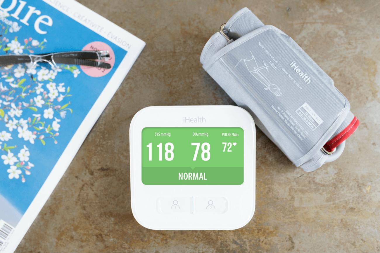 iHealth Clear Wireless BP Monitor
