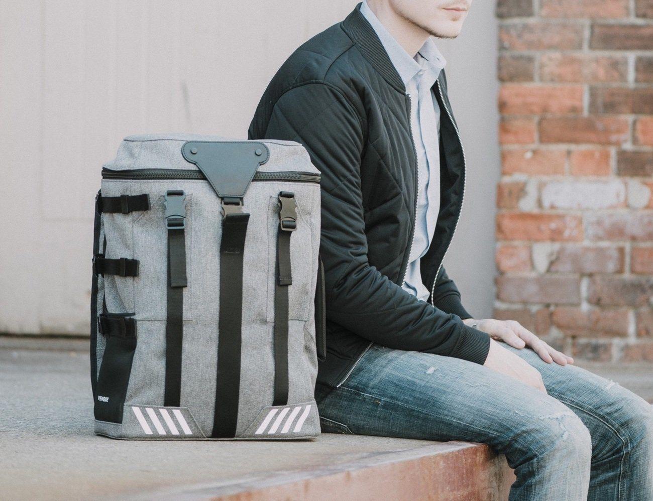 modular transformer A backpack