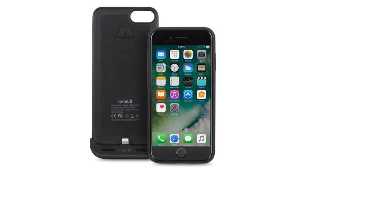 moshi IonSuit iPhone Battery Case
