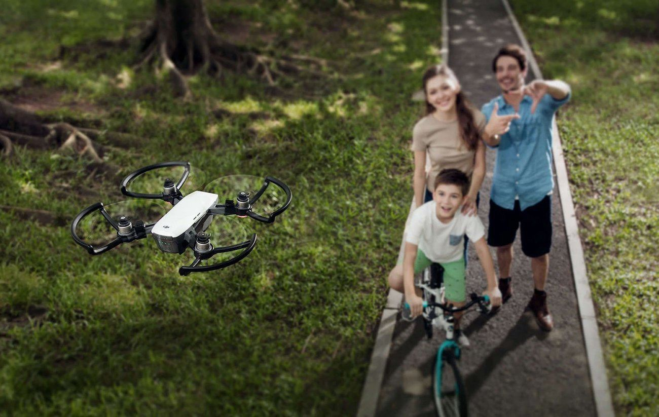 $499 spark drone review 02