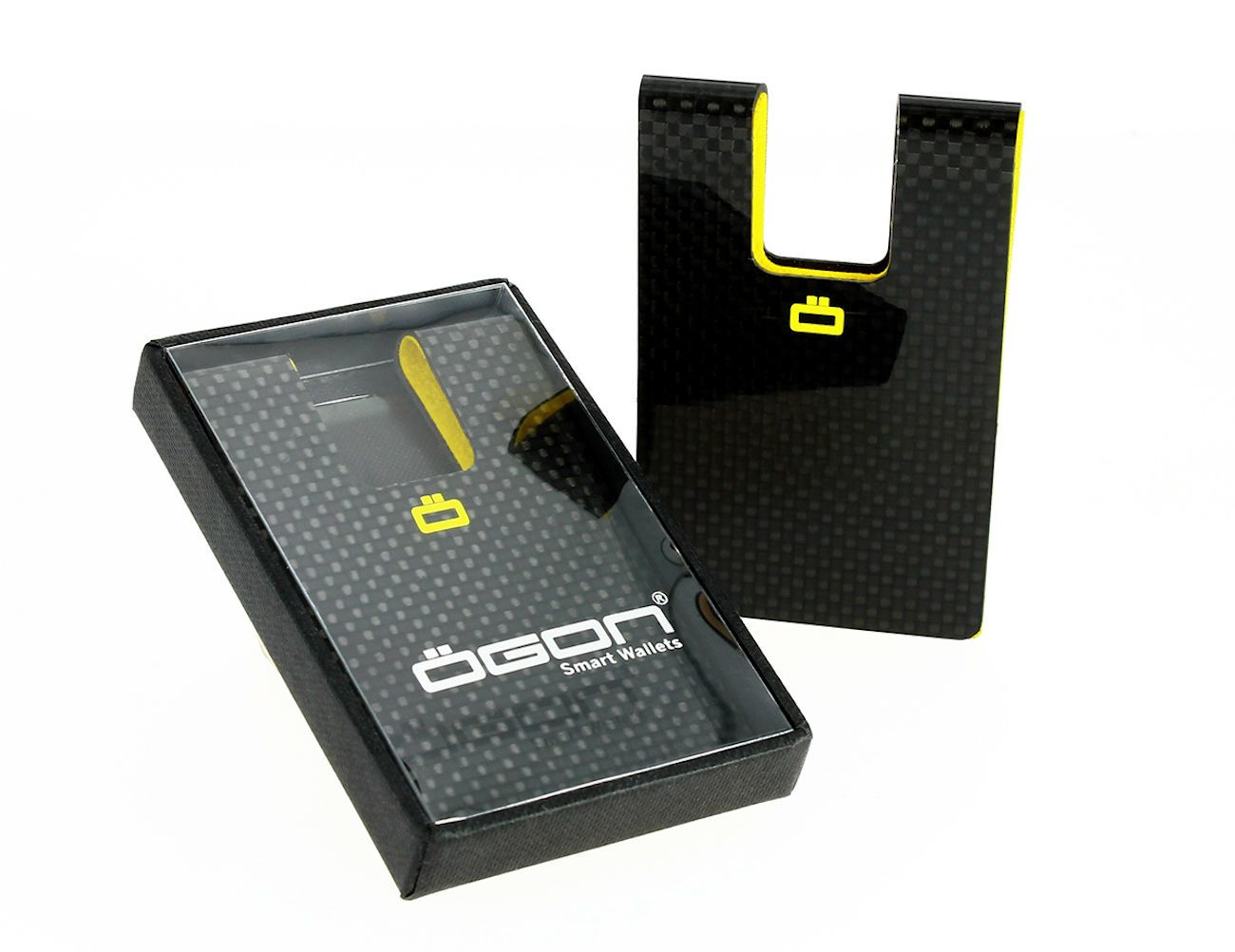 3C Ultra Slim Carbon Card Clip