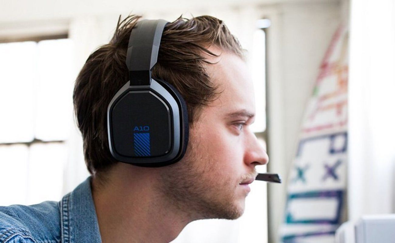 ASTRO+A10+Gaming+Headset