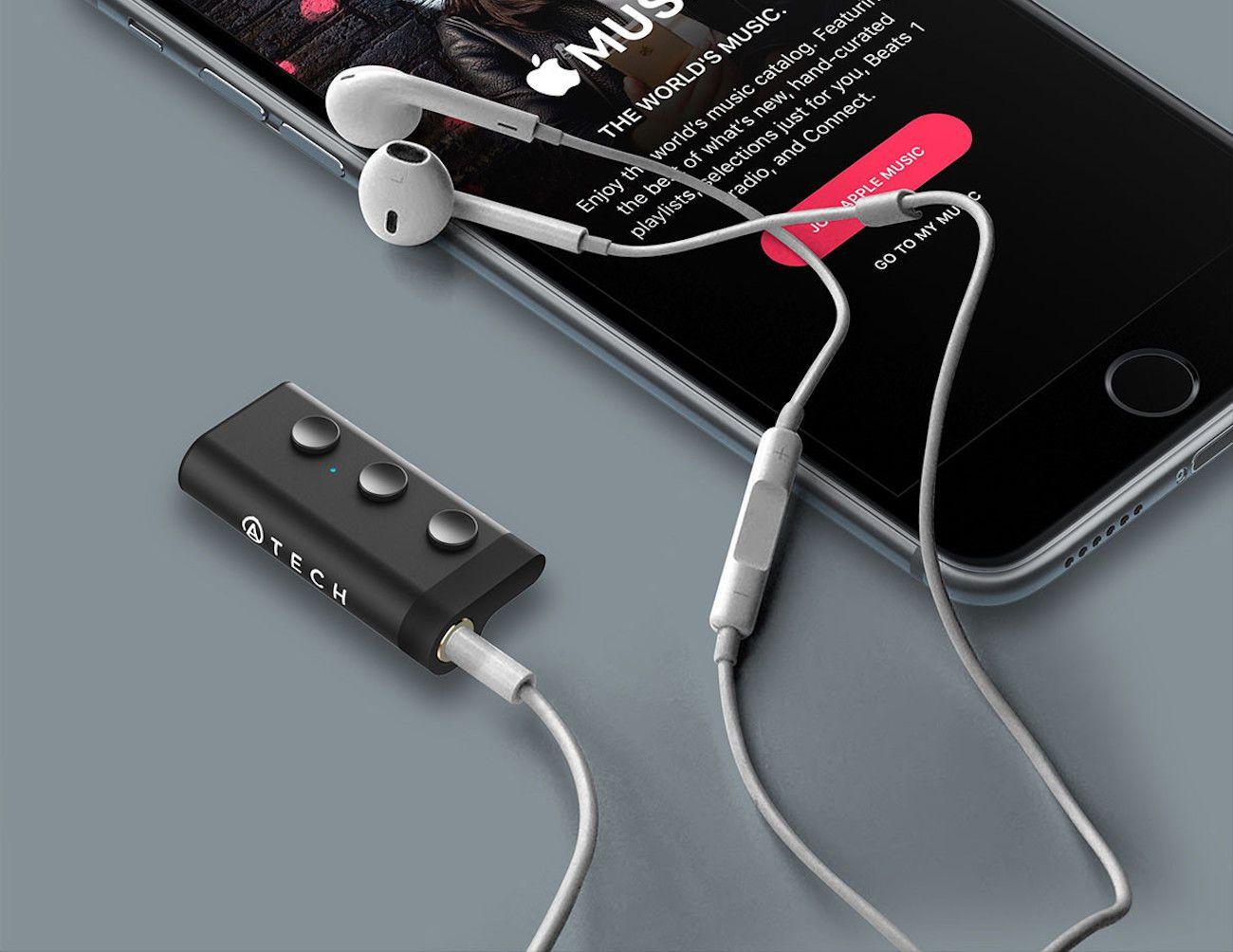 ATECH Micro Bluetooth Receiver