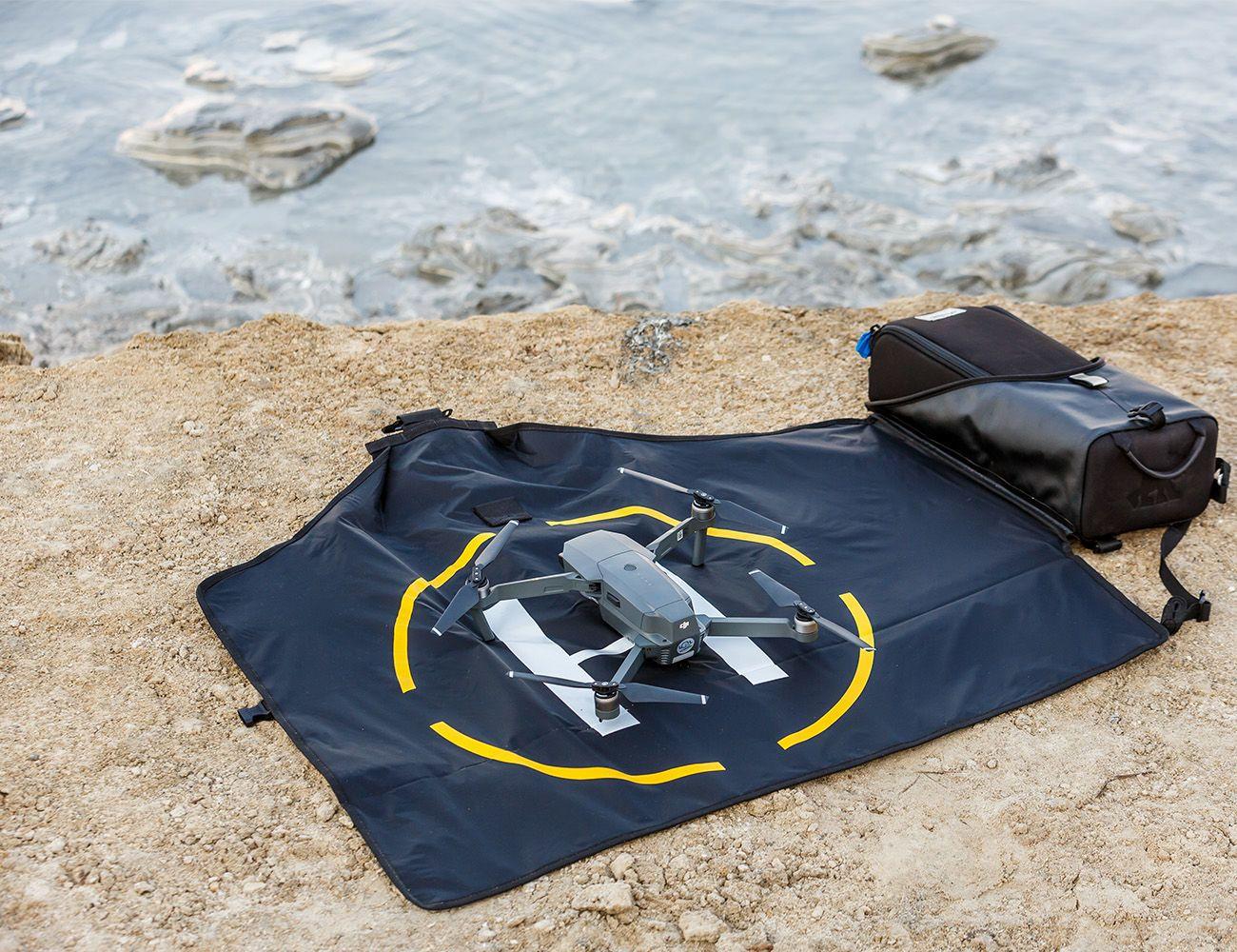 miggo Agua Storm-Proof Drone Lander 70
