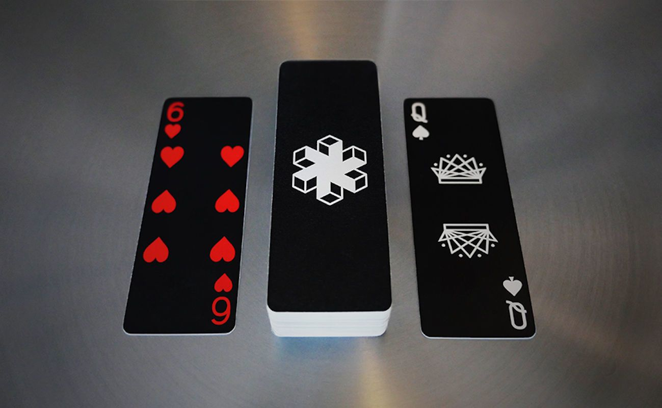 Air Deck Travel Playing Cards 187 Gadget Flow