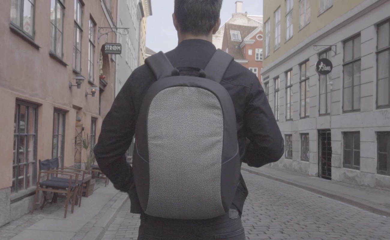 Albert Lockable Anti-Theft Backpack