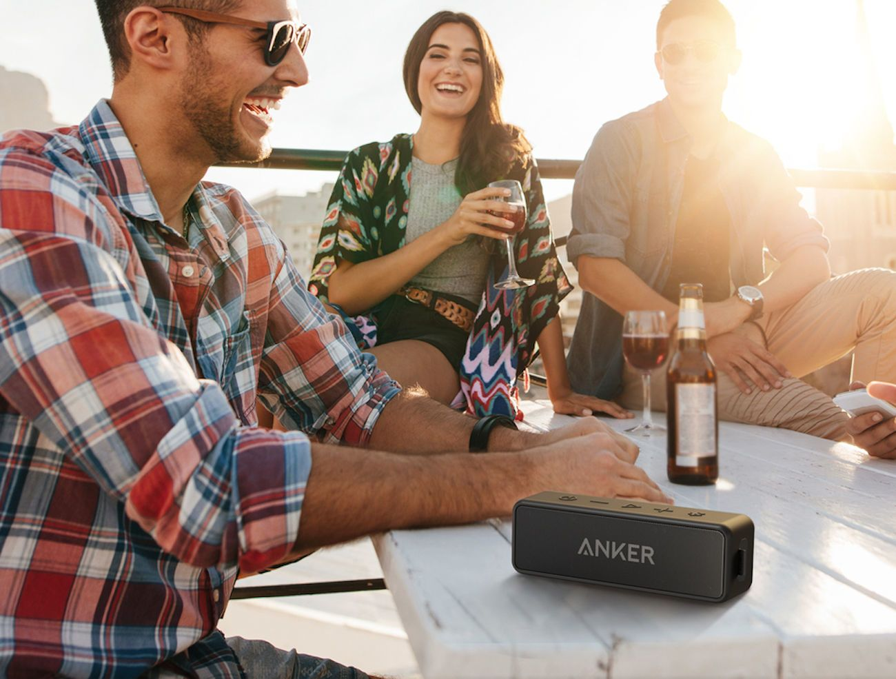 Anker+SoundCore+2+Waterproof+Speaker