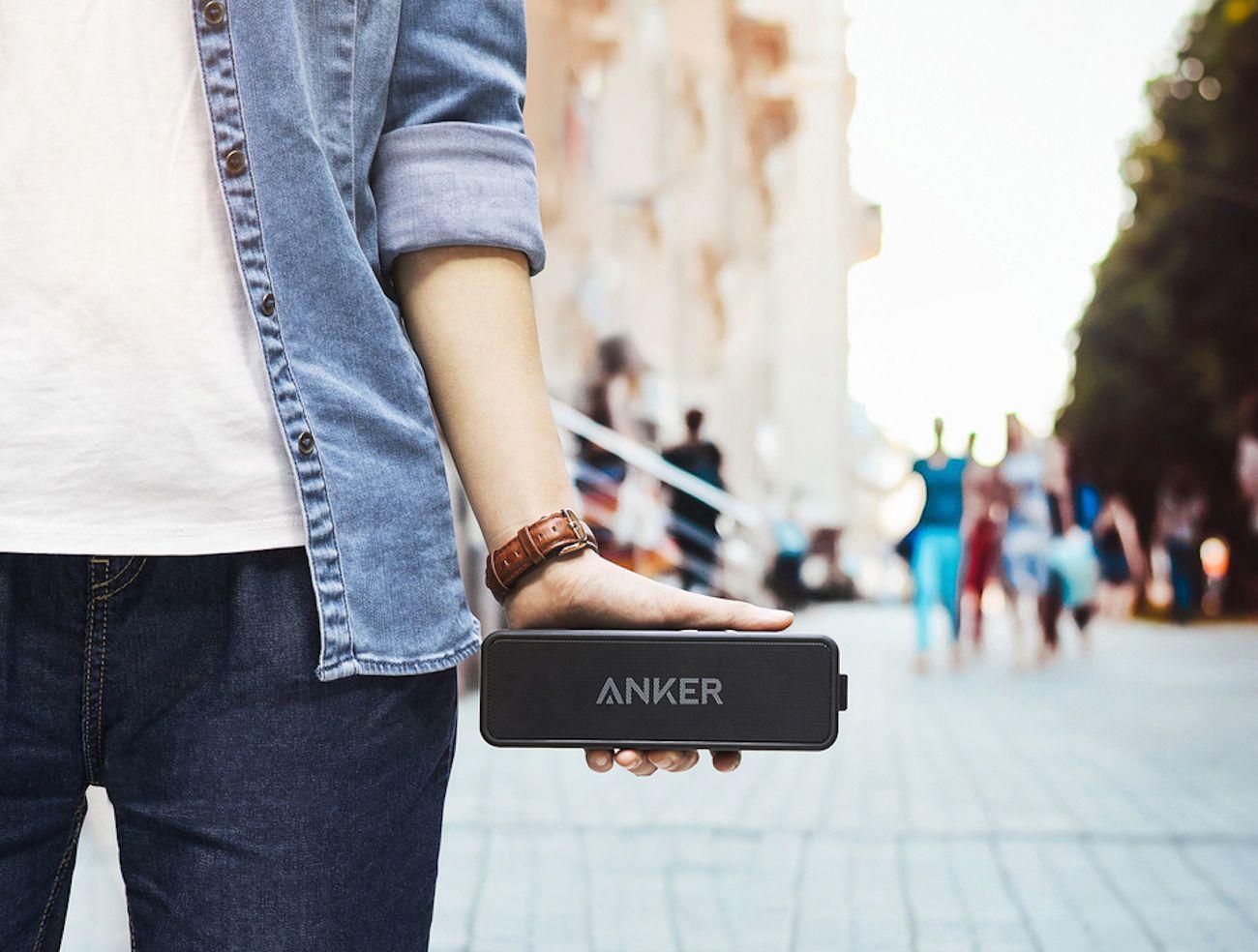 Anker SoundCore 2 Waterproof Speaker