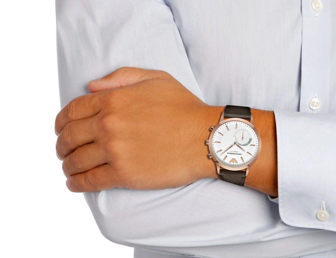 Armani EA Connected Hybrid Smartwatch