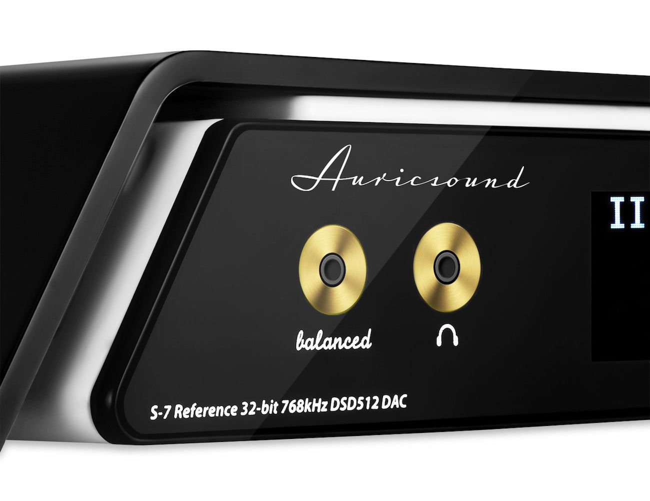 AuricSound S7 Twin ESS SABRE 32-Bit DAC