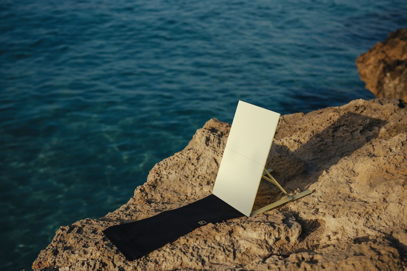 Backtab Portable Comfortable Backrest