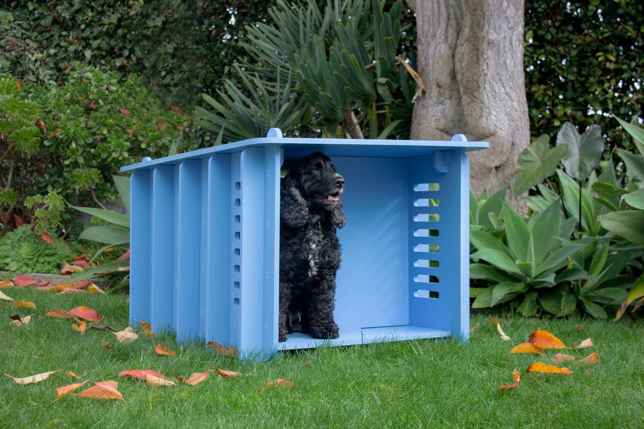 Barkitecture Designer Flat-Pack Dog House
