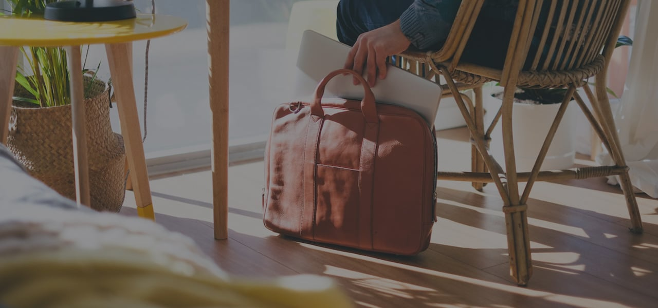 Be a Stylish Traveler with These Bags and Backpacks