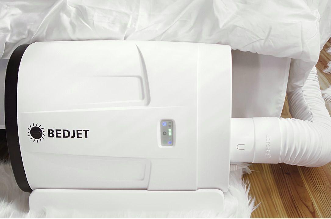 Bedjet Climate Control System 187 Gadget Flow