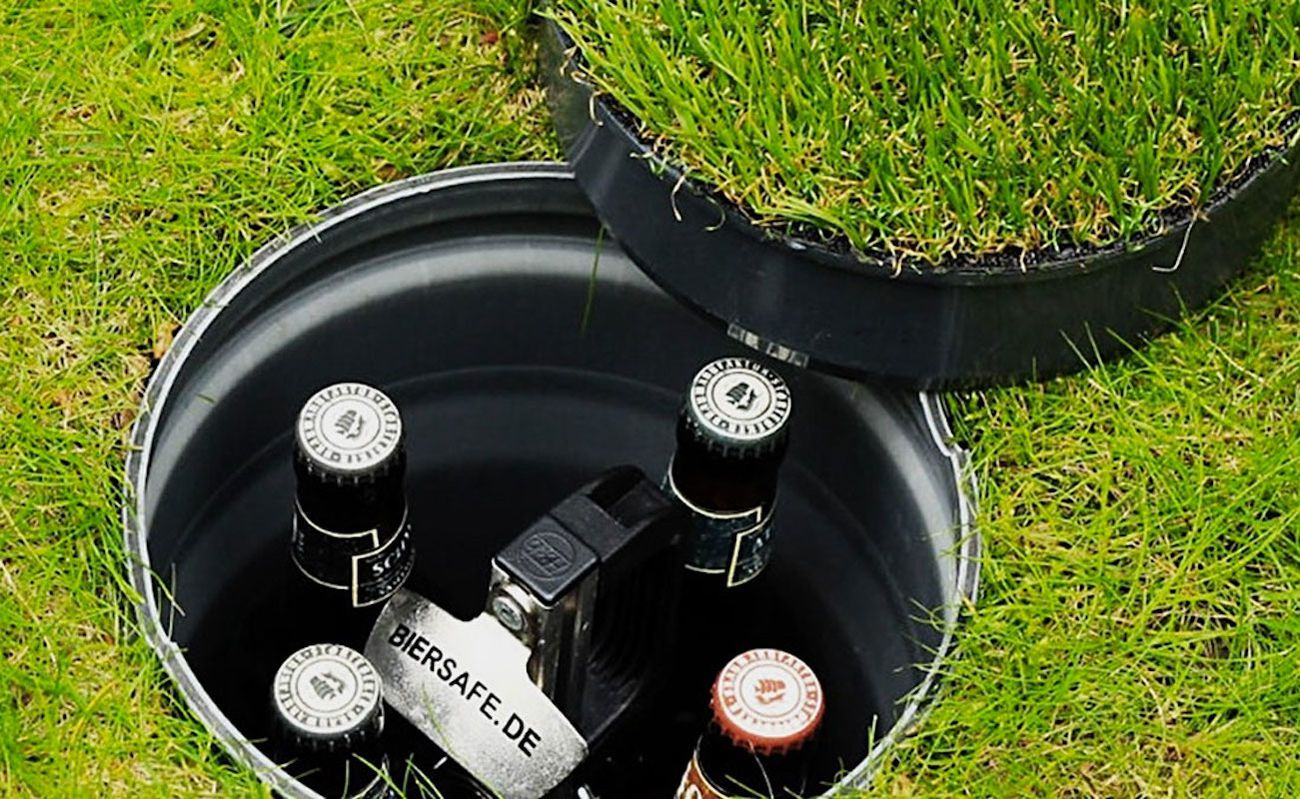 Biersafe Beer Storage Refrigerator