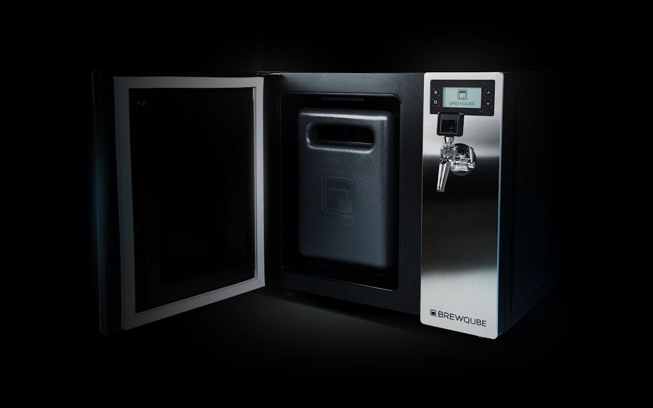 BrewQube Countertop Draft Beer System