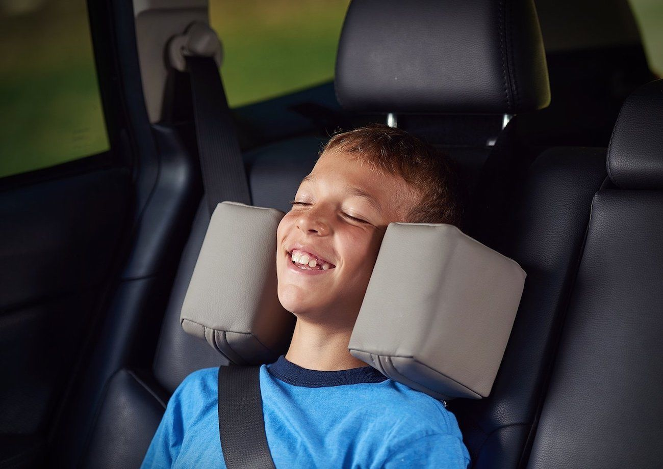 CarRide Kid's Travel Neck Support