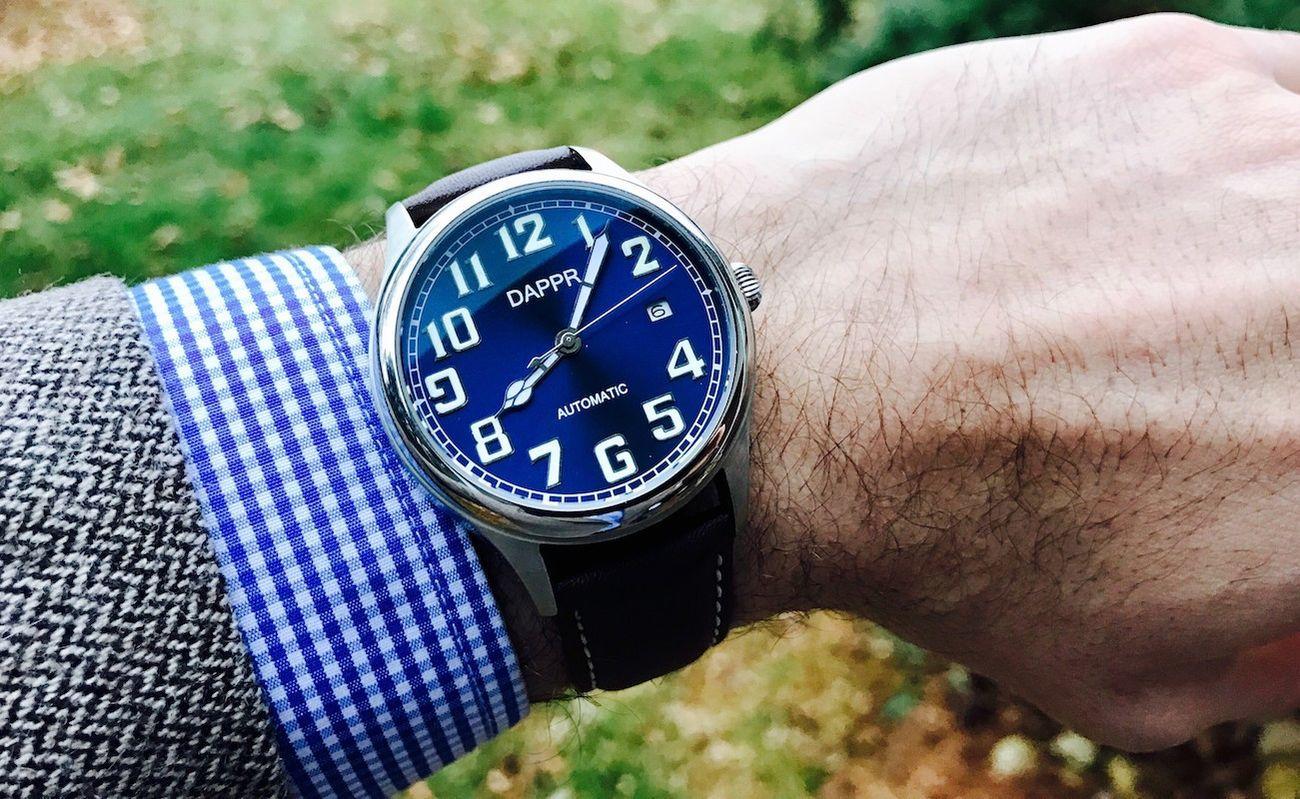 DAPPR+Vintage+Pilot+Watch+Collection