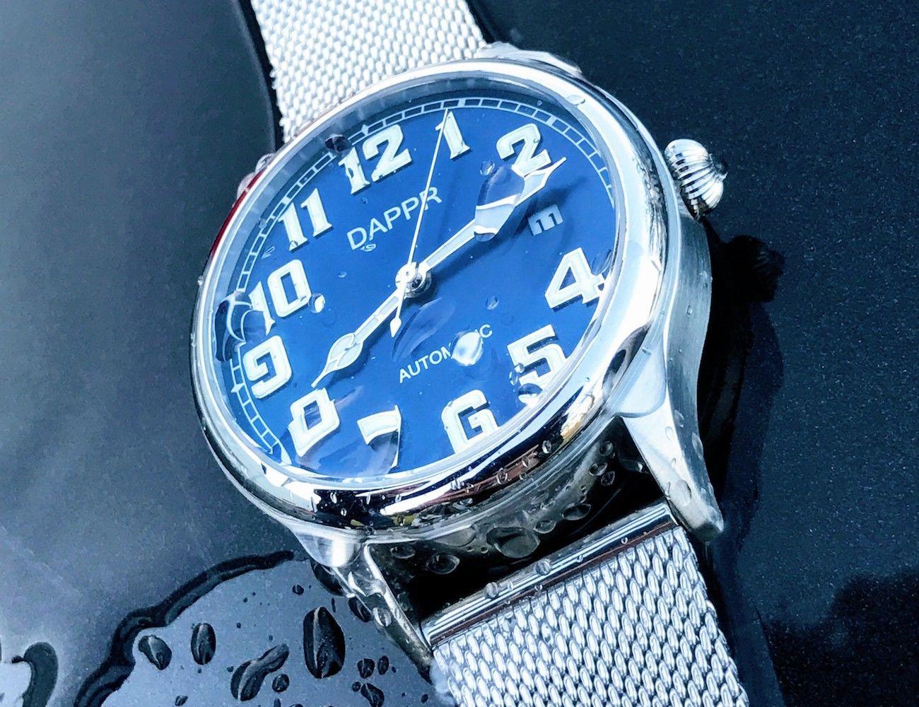 DAPPR Vintage Pilot Watch Collection