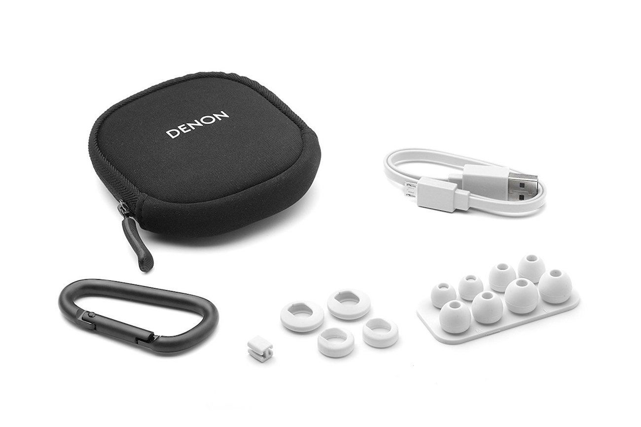 Denon AH-C160 Wireless Sport Headphones