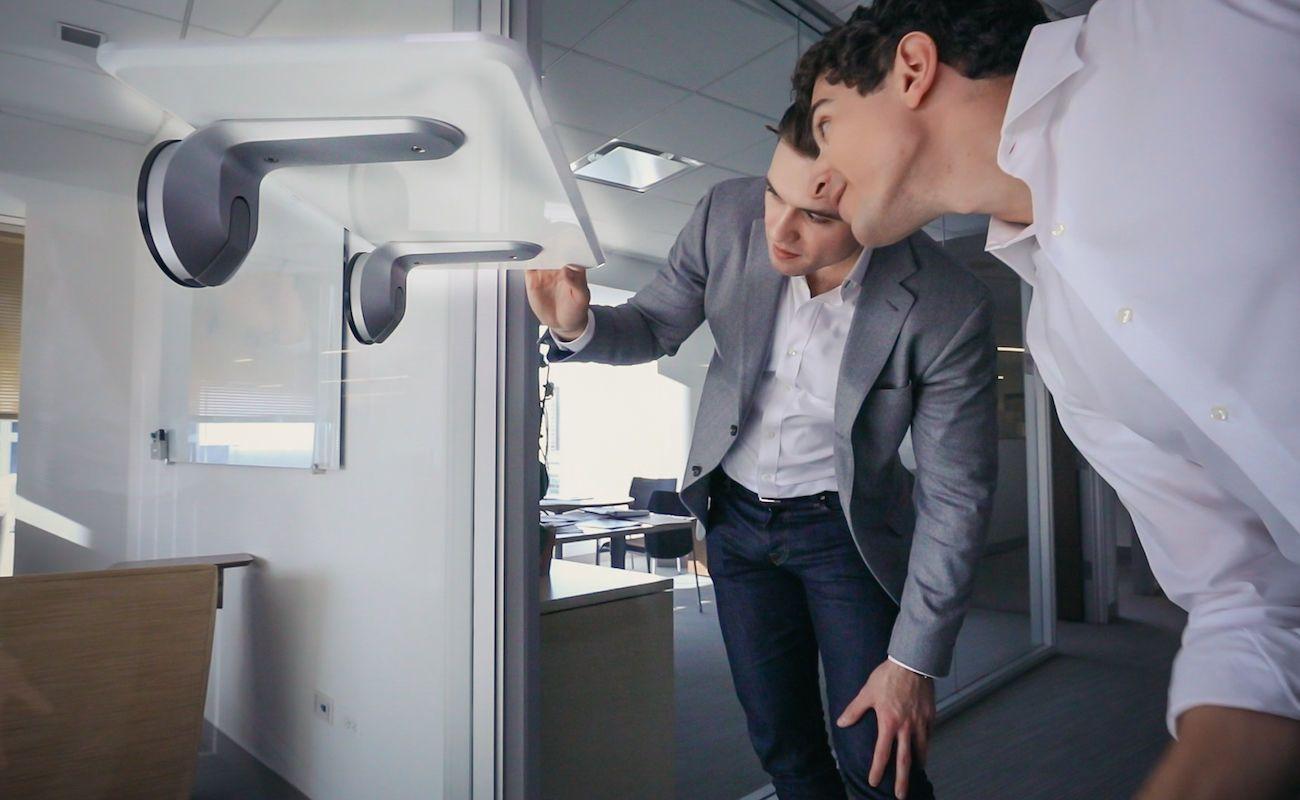 deskview lightweight standing desk » gadget flow