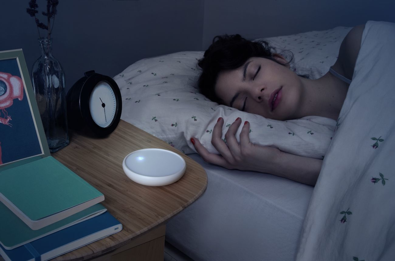 Dodow Metronome Light Sleep System