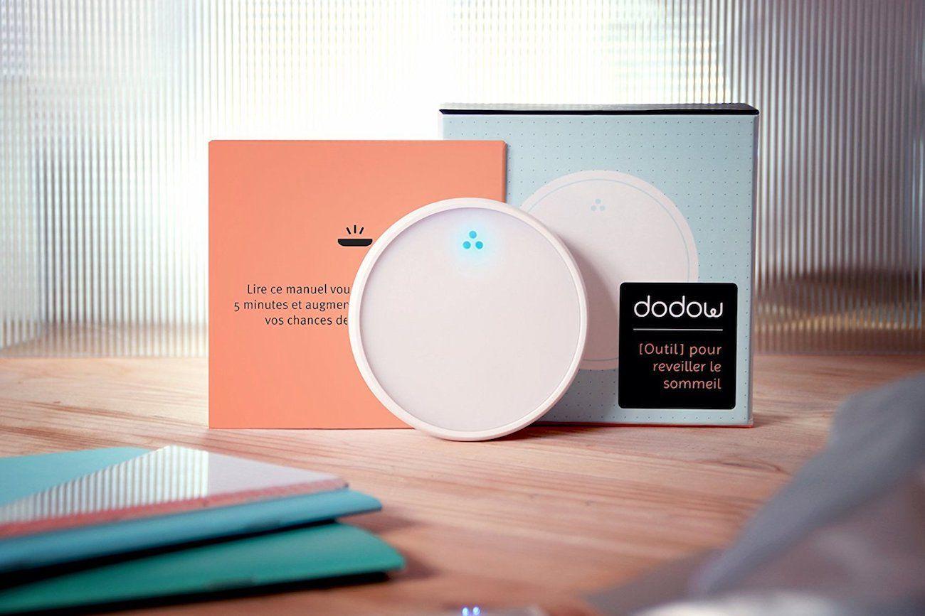Dodow Metronome Light Sleep System