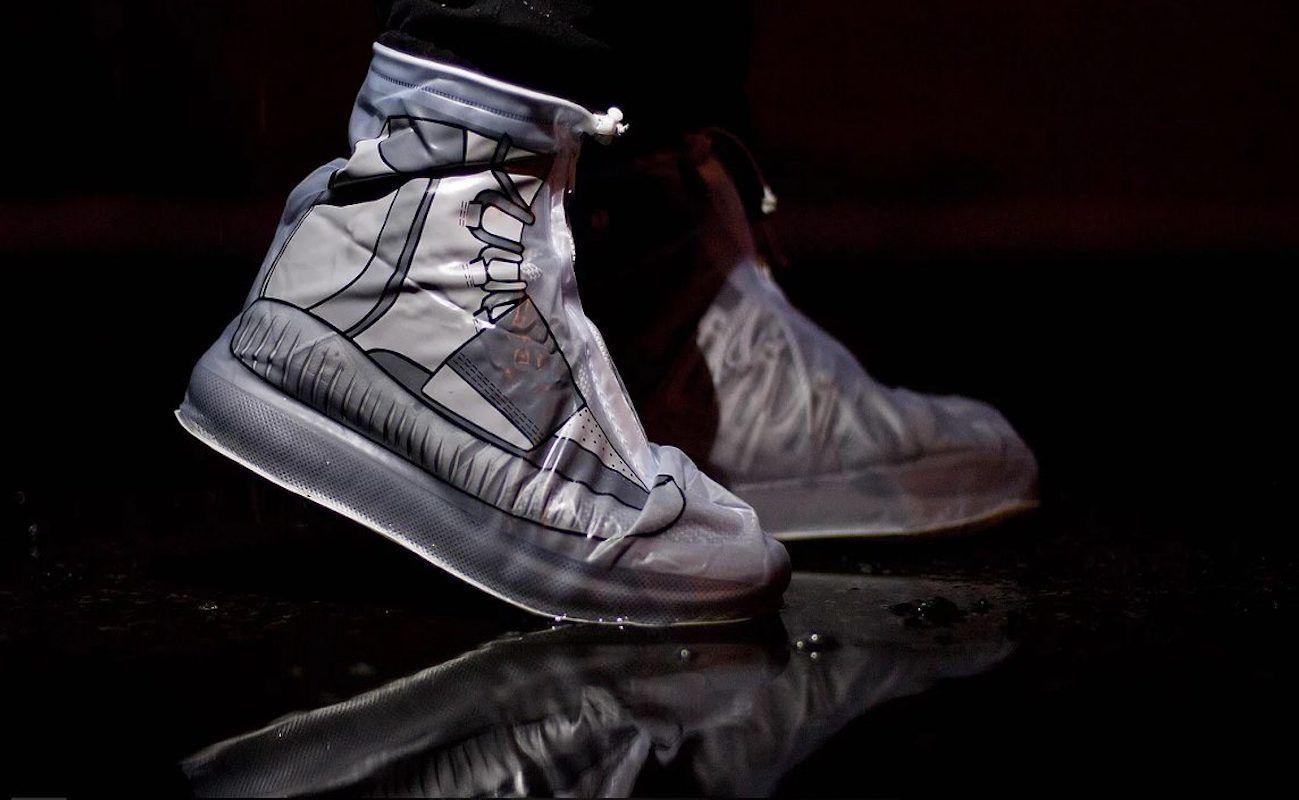 Dry Steppers Waterproof Shoe Protectors