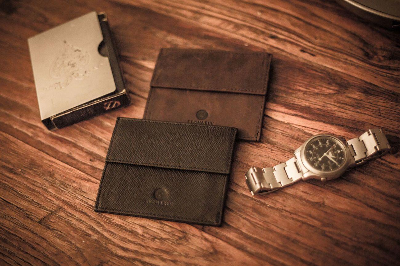 Ed Small Minimalist Coin Wallet