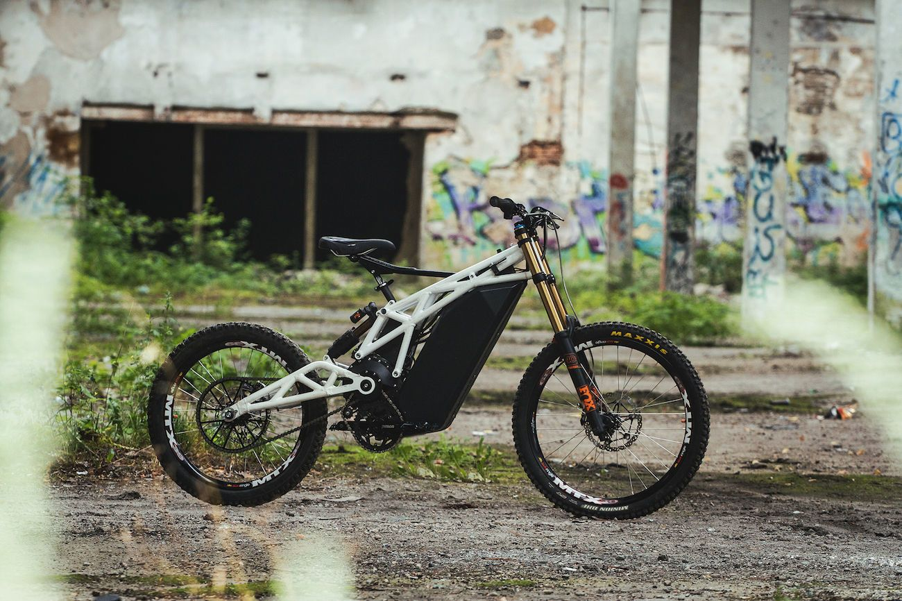 FR/1 Extreme Performance Electric Bike