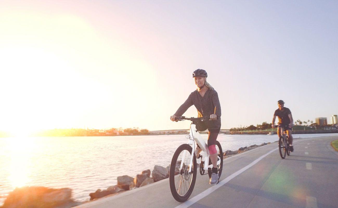 Flash+Intelligent+Electric+Bike