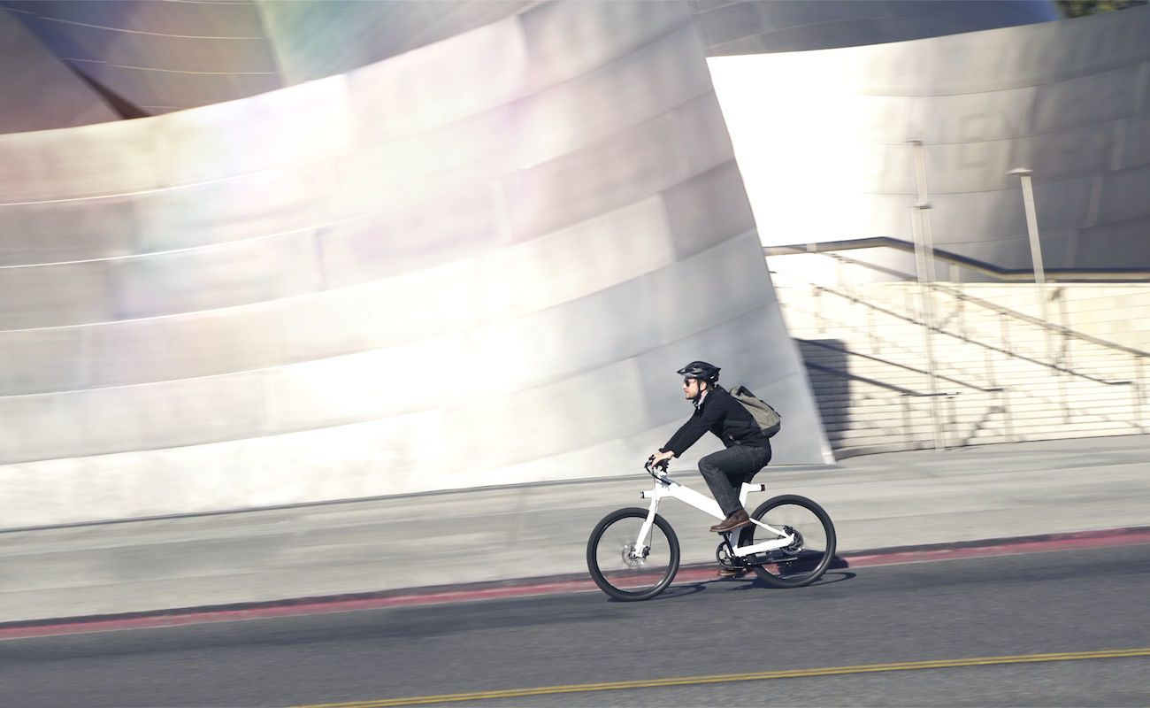 Flash Intelligent Electric Bike