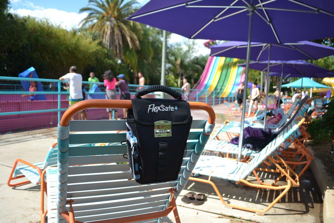 FlexSafe+ Portable Smart Travel Safe