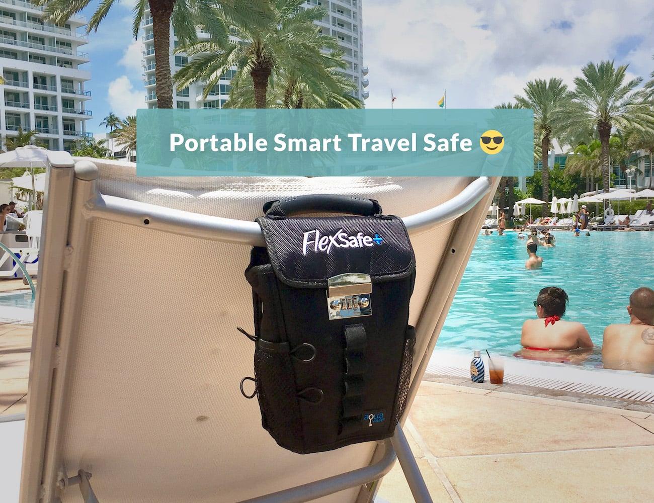 FlexSafe%2B+Portable+Smart+Travel+Safe