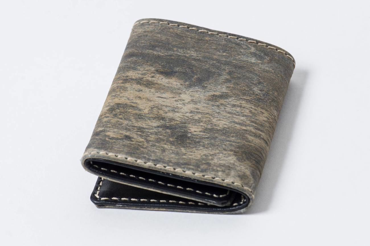 Flexible Real Stone Wallet