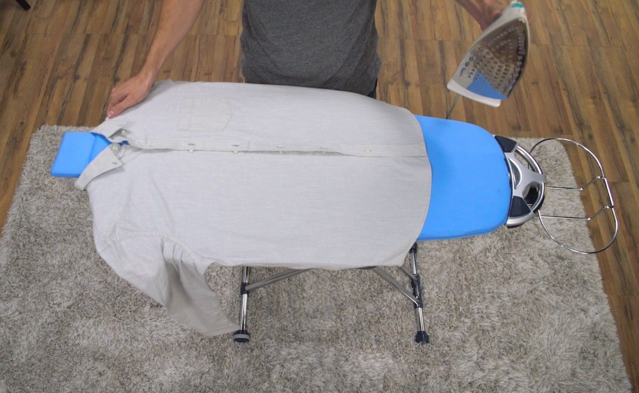 Flippr 360-Degree Rotating Ironing Board
