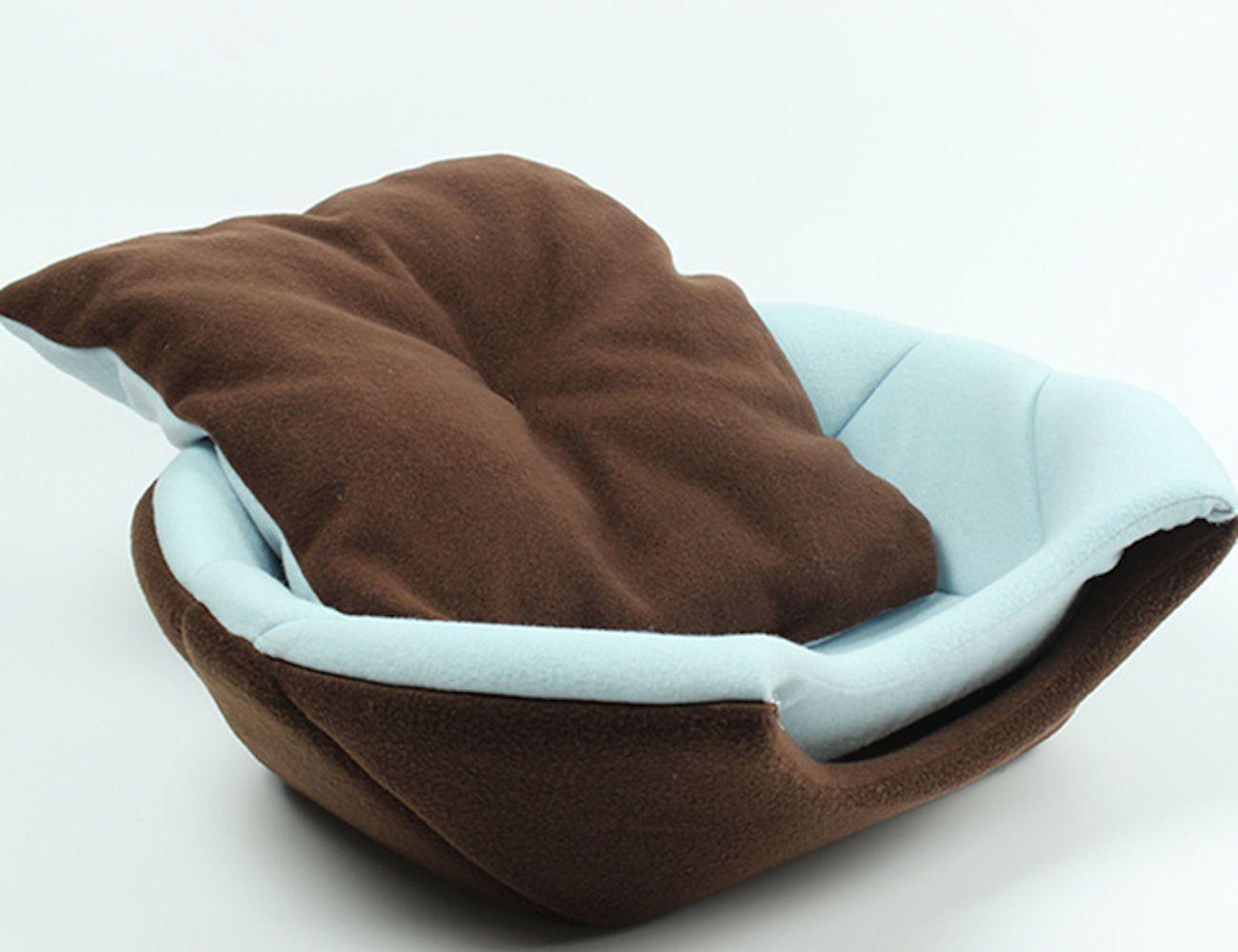 Foldable Soft Pet Bed