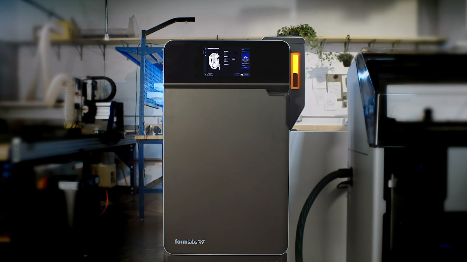 Formlabs Fuse 1 SLS 3D printer boasts a 70% powder refresh rate