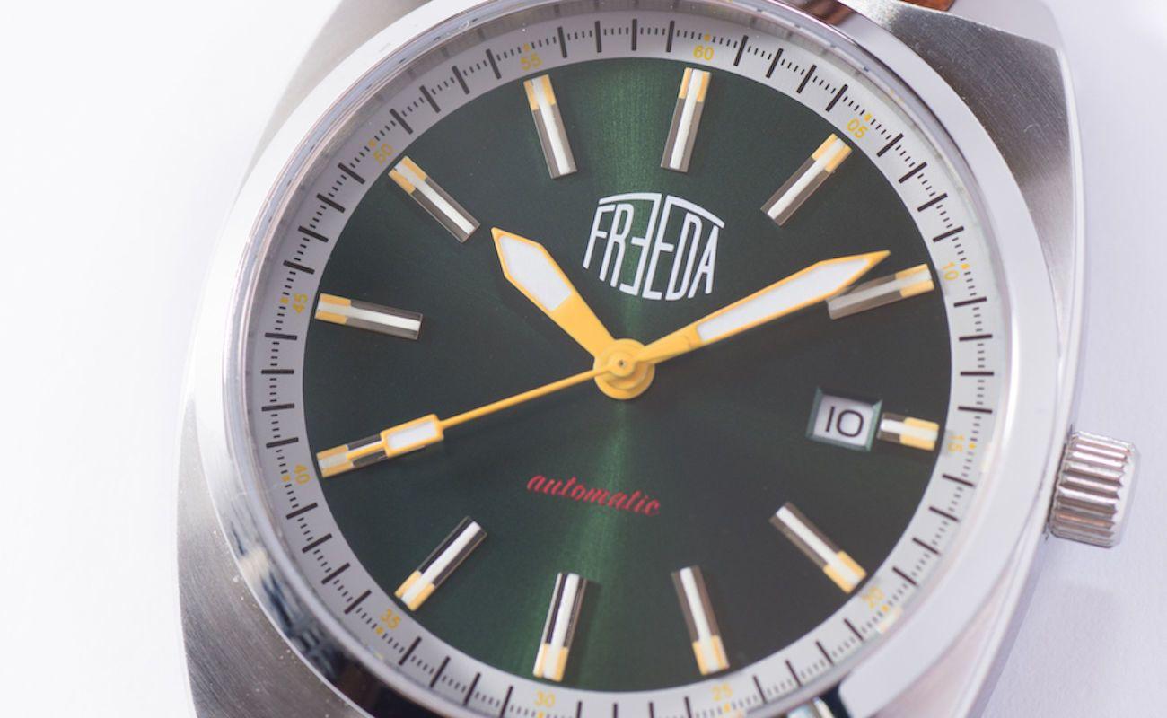 Freeda Customizable Vintage Watches