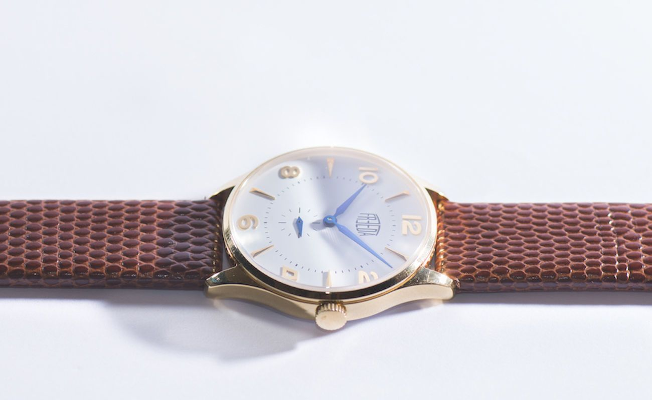Freeda Customizable Vintage Watches