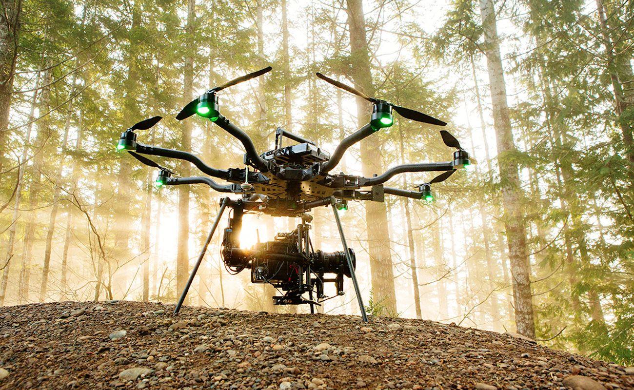 Freefly ALTA 8 Multirotor Camera Drone