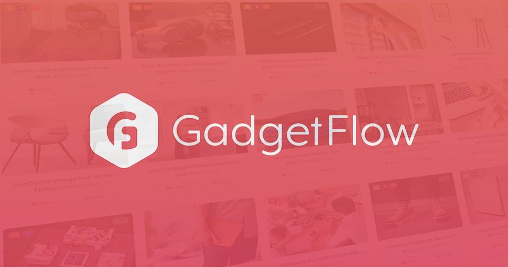 gadget flow logo