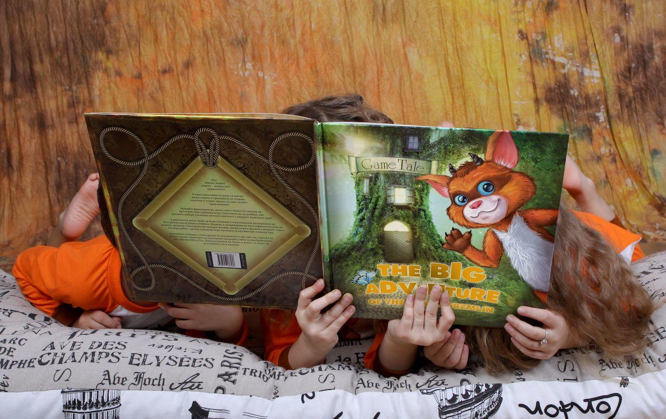 GameTale Magical Kid's Gamebook