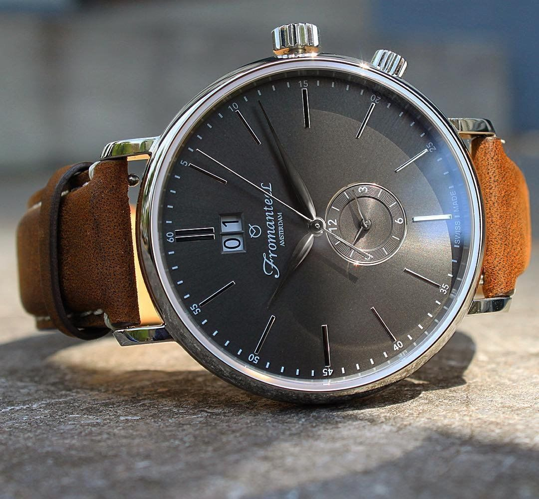 Generation Series Twin Time Watch