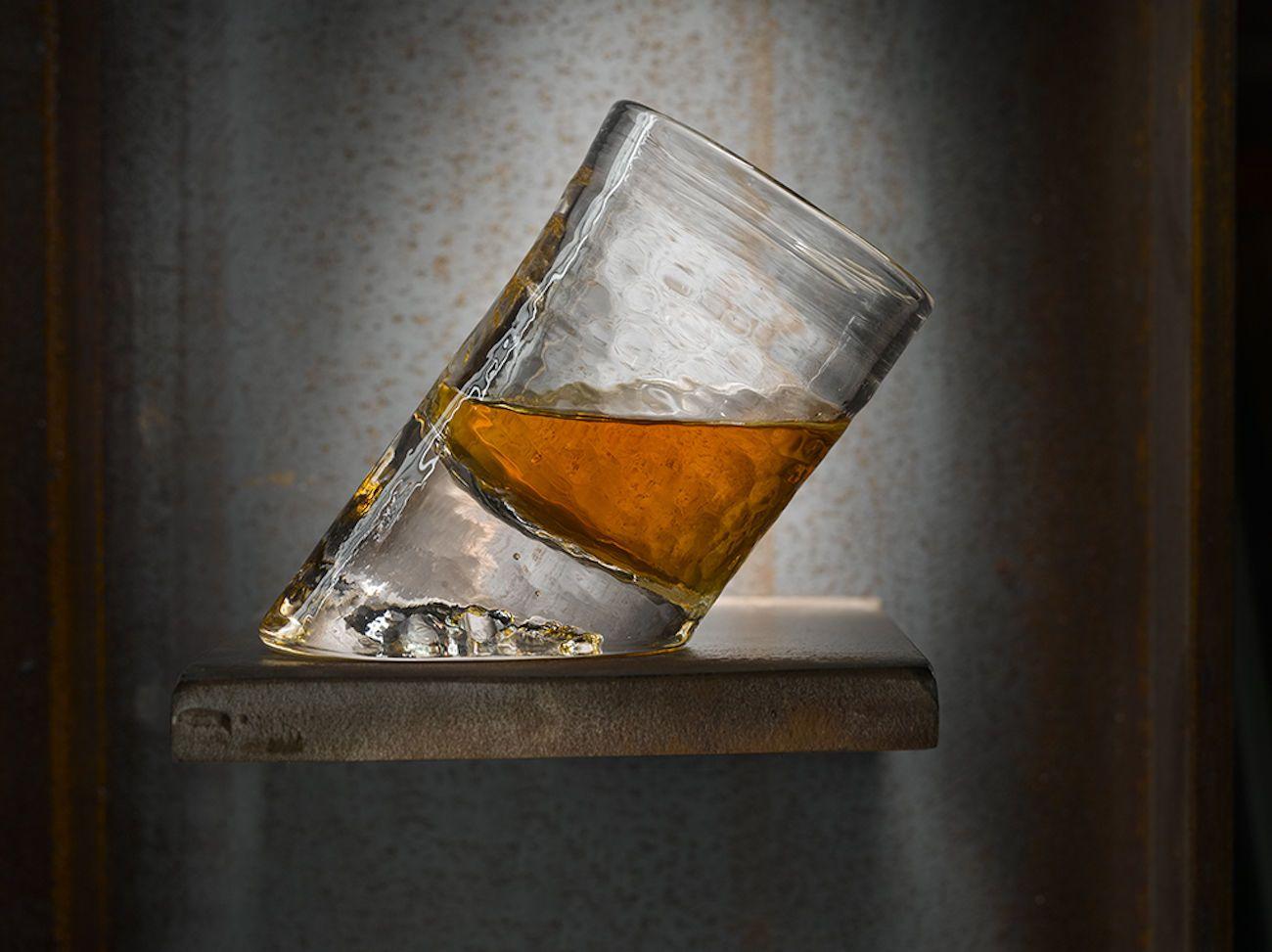 Glassblower+Ben+Slanted+Bar+Glasses