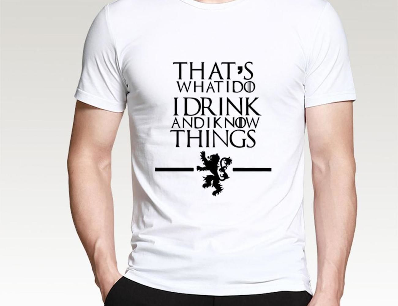 GoT Lannister Quote T-Shirt