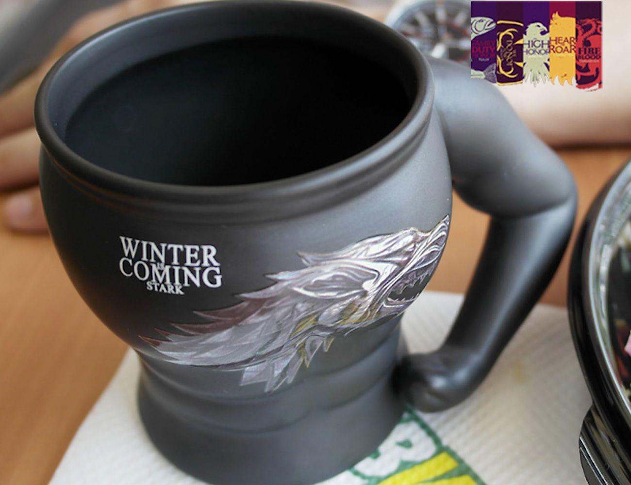 GoT Porcelain Mug