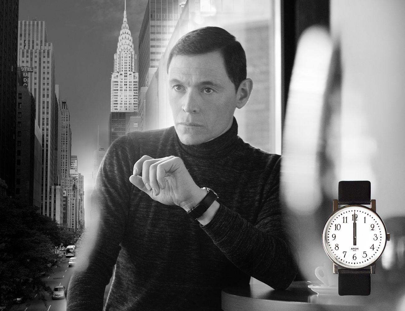 Grand New Yorker Luxury Timepiece