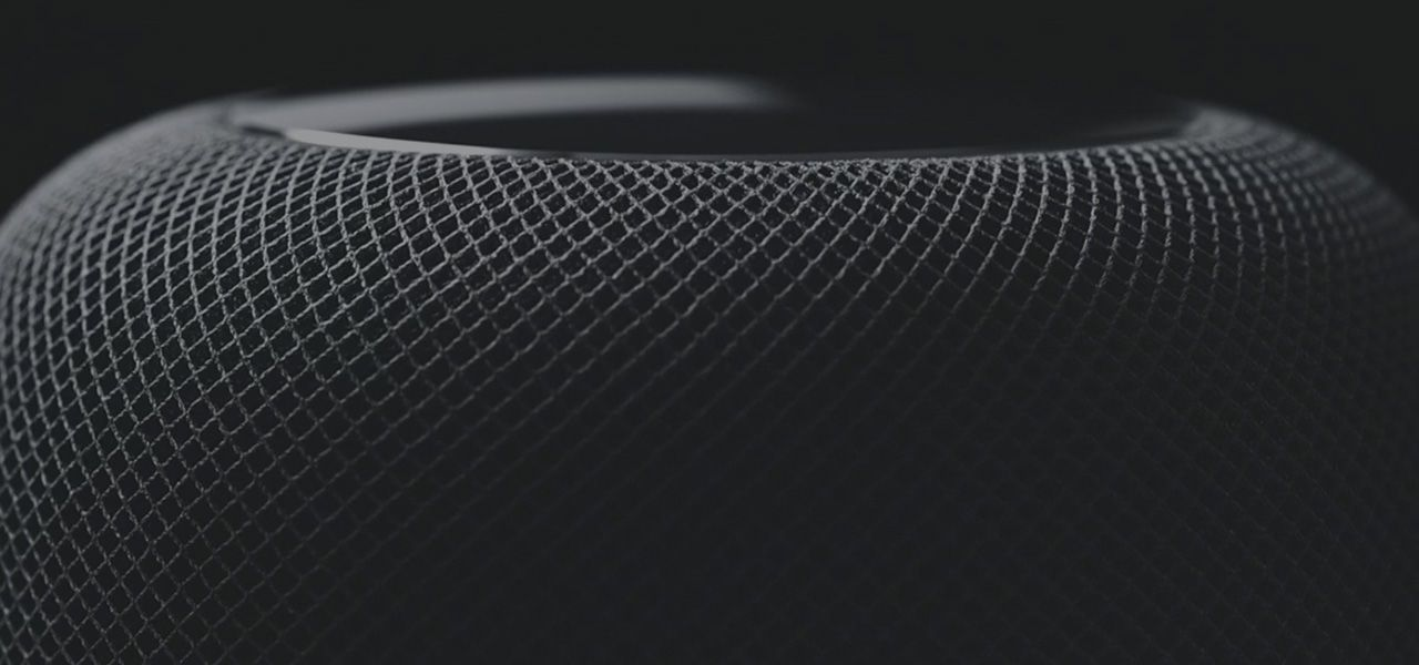 HomePod Slider