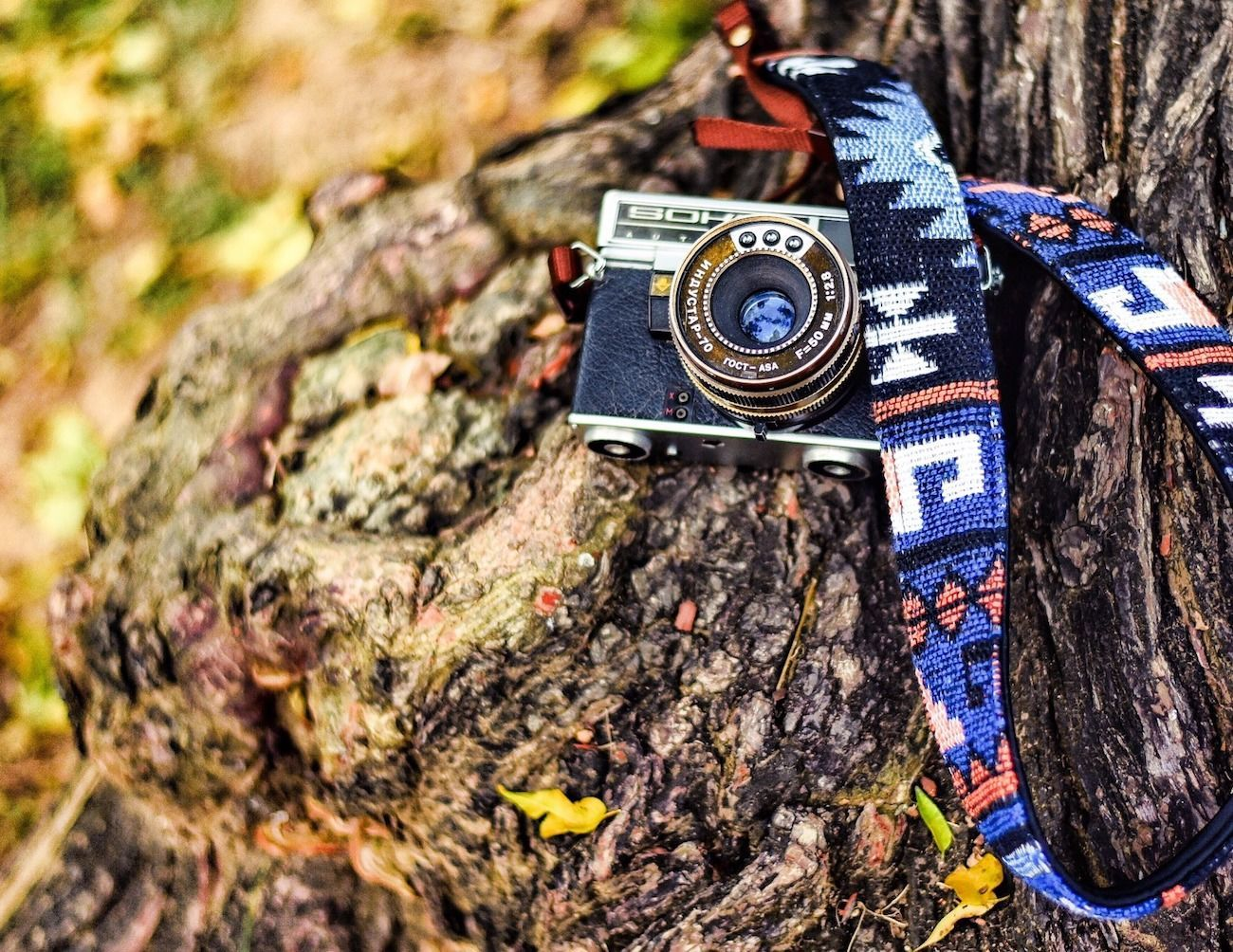 IMO Legend Advance Camera Strap